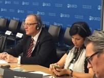 PLAN VE BÜTÇE KOMİSYONU - Koçer OECD Toplantısına Katıldı