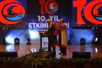 MEHMET AKIF ERSOY ÜNIVERSITESI - MAKÜ'den MÜSİAD Genel Başkanı Olpak'a Fahri Doktora