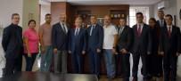 VARLIK BARIŞI - Maliye Bakanlığı'ndan AYTO'ya Ziyaret