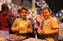 KITAP FUARı - Minik Kitapseverler, Kitap Fuarında