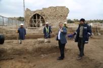 LOKMAN HEKIM - Misis'te Kazılar Devam Ediyor