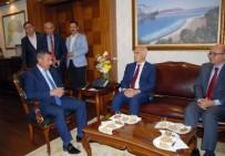 MÜSİAD Genel Başkanı Olpak Açıklaması 'Burdur'a Hizmet Etmek Benim İçin Bir Şereftir'