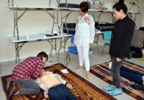 İL SAĞLıK MÜDÜRLÜĞÜ - NKÜ Personeline İlk Yardım Eğitimi Verildi