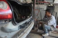 YARıMCA - Bu Sanayi Sitesinde Suriyeli İşçiye Rağbet Var