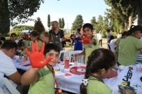 BILGE AKTAŞ - Özel Öğrenciler Bodrum Cup'ı Renklendiriyor