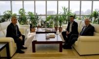 ONDOKUZ MAYıS ÜNIVERSITESI - Rektör Bilgiç'e Tebrik Ziyaretleri