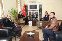 İSMAIL USTAOĞLU - ŞADDER Ve TÜGVA'dan Vali Ustaoğlu'na Ziyaret