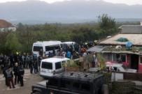 NARKOTIK - Sakarya'da 300 Polisle Şafak Operasyonu