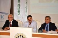 ESNAF ODASı BAŞKANı - Sarıgöl Esnafı Yapılandırma Konusunda Bilgilendirildi