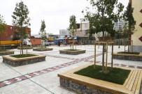CEM SULTAN - Sultanbeyli'de Yeni Parklar Ve Yaşam Alanları Yapılıyor