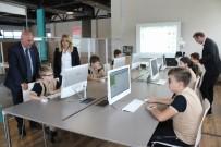 BILIM ADAMLARı - Teknolojiyi Tüketen Değil, Üreten Çocuklar Yetişiyor