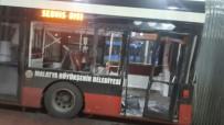 TANDOĞAN - TIR Trambüse Çarptı Açıklaması 6 Yaralı