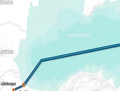 Türk Akımı'nda inşaat 2018'de başlayacak