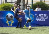 GÖRME ENGELLİ - Turkcell Sesi Görenler Ligi'nde Çankaya Koltuğunu Korudu