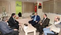 SEYFETTIN AZIZOĞLU - Vali Azizoğlu'ndan STK'lara Ziyaret