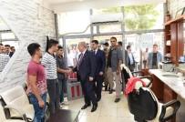 TAZİYE ZİYARETİ - Vali Tuna Viranşehir Halkıyla Buluştu
