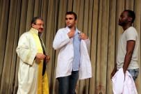 MUHAMMET GÜVEN - Veteriner Hekim Adayları Önlüklerini Giydi
