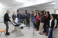 KENAN YILMAZ - Vezirköprü'de Türk Halk Müziği Korosu Kuruldu