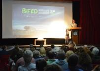 3. Bozcaada Uluslararası Ekolojik Belgesel Festivali Başladı