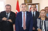 SEMAZEN - Adalet Partisi Konya İl Başkanlığı, Genel Başkan Öz'ün Katılımıyla Açıldı