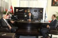 AHMET TÜRK - Ahmet Türk'ten DİKA'ya Ziyaret