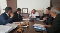 ÖZCAN ULUPINAR - AK Parti Merkez İlçe Başkanı Metin Karaduman Açıklaması