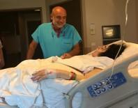 NUR YERLITAŞ - Ameliyat Sonrası Nur Yerlitaş'tan İlk Fotoğraf