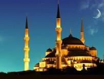 SABAH EZANı - Ezan sesinden rahatsız olan İzmirli'ye AYM'den ret