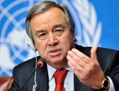 Antonio Guterres yeni BM Genel Sekreteri seçildi