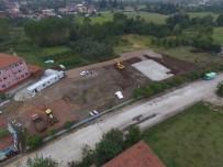 Arslanbey Kültür Merkezi'nin Çalışmaları Başladı