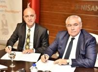 YABANCı DIL - ATSO Ve Antalya OSB'den Örnek Proje