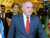 ENERJI BAKANı - Bakan Albayrak İsrail Enerji Bakan ile  bir araya geldi
