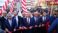 AHMET ARSLAN - Bakan Arslan Demokrasi Meydanı'nı Açtı