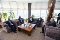 BİLİM SANAYİ VE TEKNOLOJİ BAKANI - Bakan Faruk Özlü, Başakşehir'de Sanayicilerle Buluştu