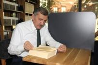 Başkan Murat Aydın Açıklaması 'Merkezefendi Şehir Kütüphanesi'nde Turgut Cansever Hocamızın İzi Var'