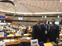 AVRUPA PARLAMENTOSU - Başkan Murzioğlu Brüksel'de