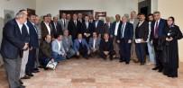 TAKSİ PLAKASI - Başkan Sekmen Açıklaması 'Esnaf Erzurum'un Can Damarıdır'