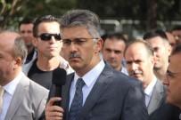 BAŞSAVCı - Başsavcı Güre, Adliye Personeline Aşure Dağıttı