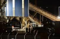 ESKIŞEHIR OSMANGAZI ÜNIVERSITESI - Beton Karma Makinesine Düşen İşçi Hayatını Kaybetti