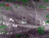 BOMBALI ARAÇ - Bomba Yüklü Araçlar Helikopterle Vurulduı