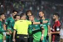KALE DİREĞİ - Bursaspor'un Erdem İtirazı Reddedildi