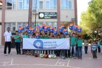 SATRANÇ - Büyükşehir'den Okullara Spor Malzemesi