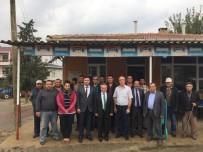 ZEKERIYA SARıKOCA - ÇATAK Projesi Çiftçi Toplantısı
