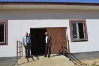 MUSTAFA BULUT - Çelikhan İlçesinde Yeni Mezbahane Hizmete Girdi