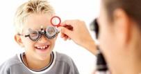 GÖZ KAPAĞI - 'Çocuklarda Gözün Renkli Kısmı Büyük Görünüyorsa...'