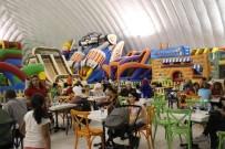 ADRENALIN - Çocukların Yeni Gözdesi Zıp Zıp Park