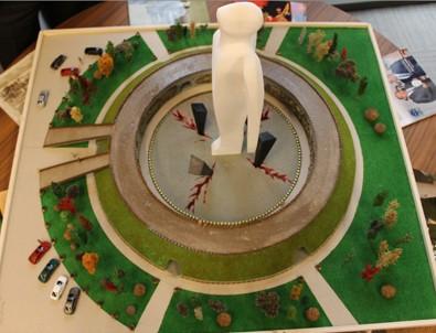 Erdoğan'a 15 Temmuz Şehitleri Anıtı Projesi