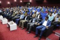 FEN EDEBİYAT FAKÜLTESİ - Elazığ'da '15 Temmuz Hainleri Ve Milli Mücadele' Konulu Konferans Düzenlendi