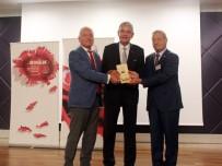 VOLKAN BOZKIR - Eski AB Bakanı Bozkır, Antalya'da İş Adamlarıyla Buluştu