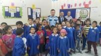 EMNIYET KEMERI - Gürün'de Okul Servis Araçları Denetlendi